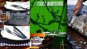 chez hortense restaurant cap ferret croisi re en. Black Bedroom Furniture Sets. Home Design Ideas